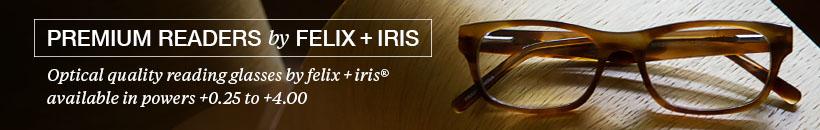 Premium Readers by felix + iris